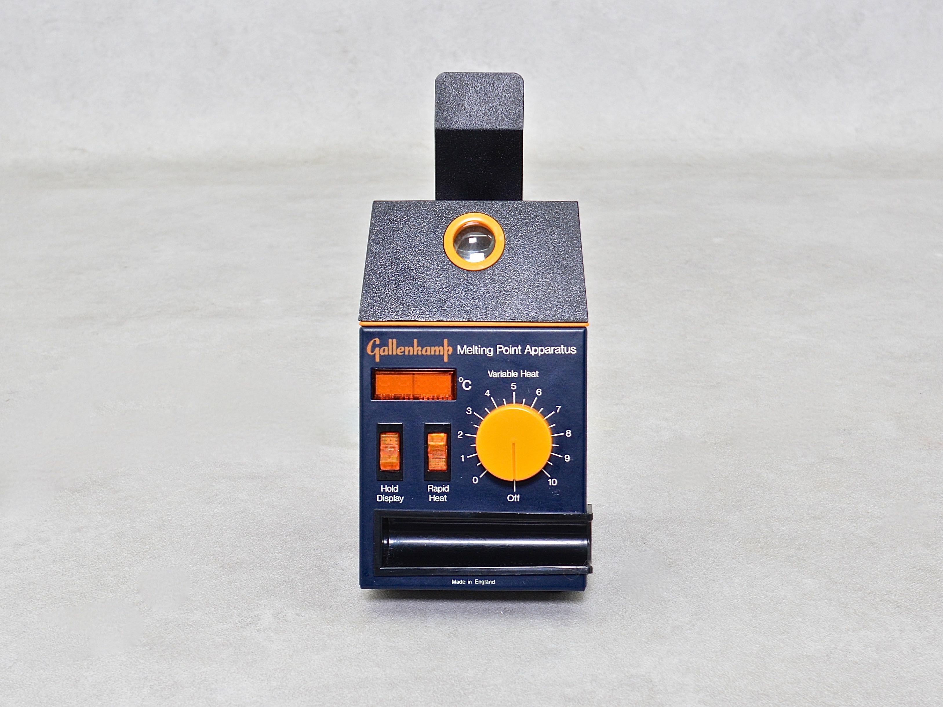 Gallenkamp Melting Point Apparatus - Gemini BV