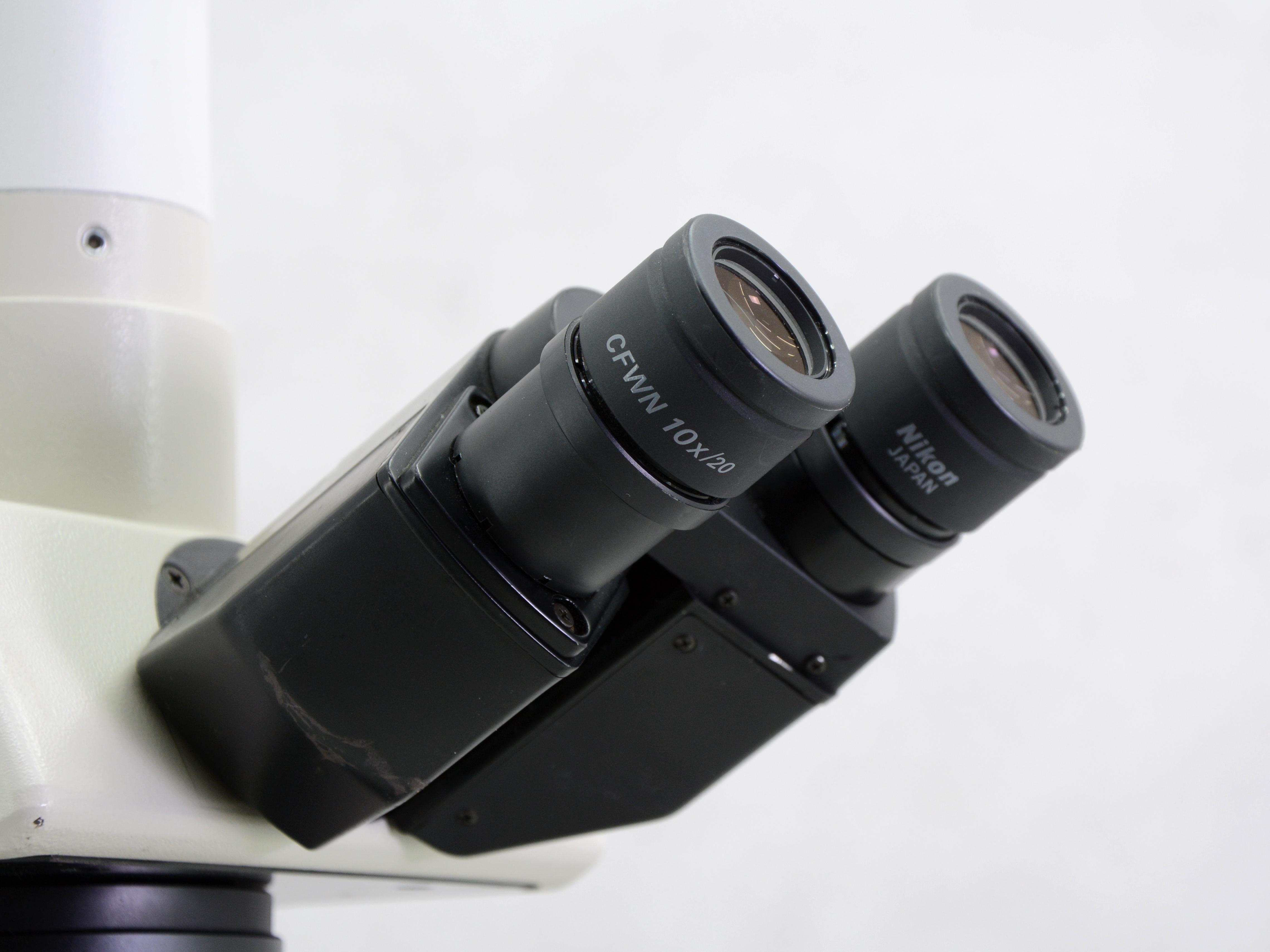Nikon Optiphot-2 Microscope - Gemini BV