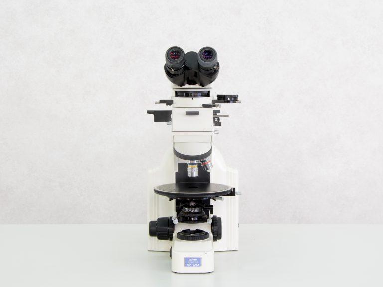 Microscope Nikon Eclipse E400 - Gemini BV